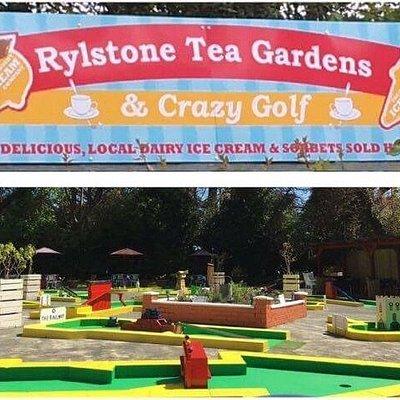 Rylstone Tea Gardens And Craxy Golf