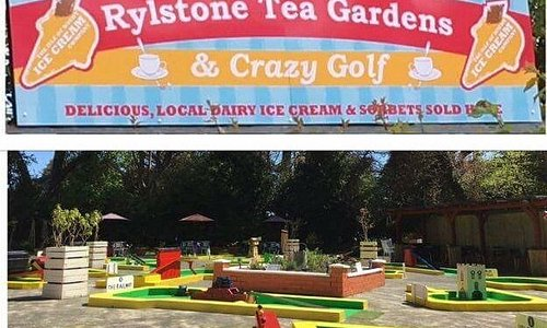 Rylstone Tea Gardens And Craxy Golf