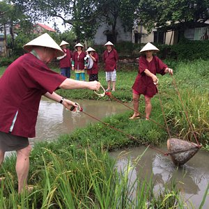 Wet Rice Tour - From Farm to the Table