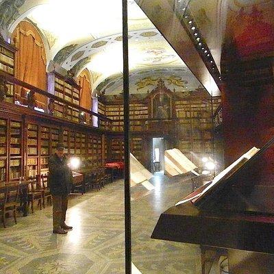 Bibliotecca del Seminario