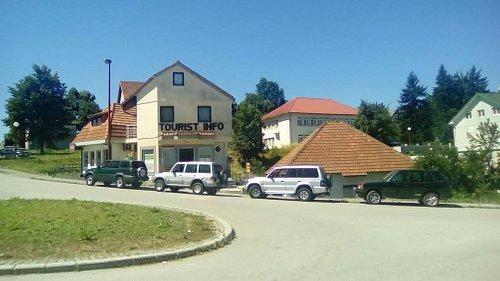 St. Junaka Mojkovacke Bitke, tourist agency Sport Turist