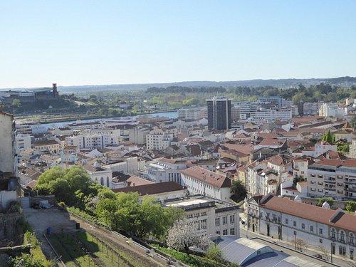 Vistas de las ciudad desde el Elevador