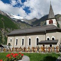 The church in Randa - © Michael Portmann
