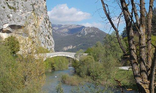 Il ponte sul Verdon