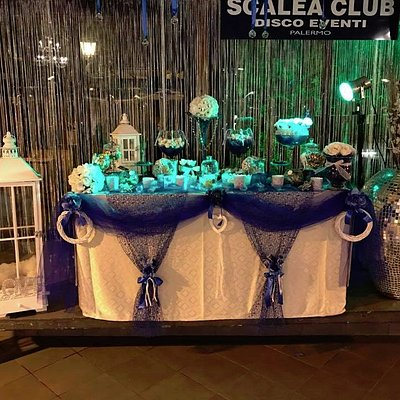 Scalea Club Palermo, sala pricipale