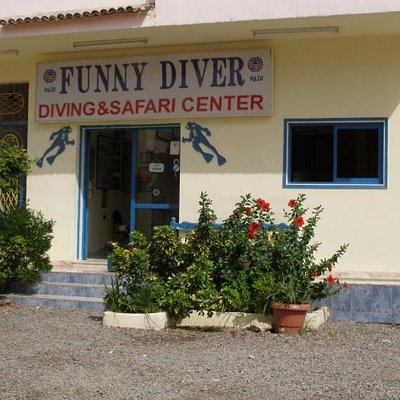 Funnydivers-Ahmed