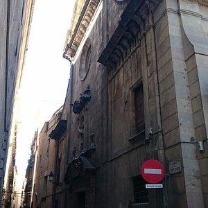 Iglesia de Sant Sever