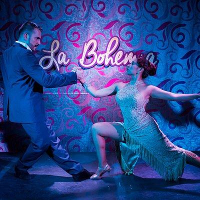 Espectáculo La Bohemia