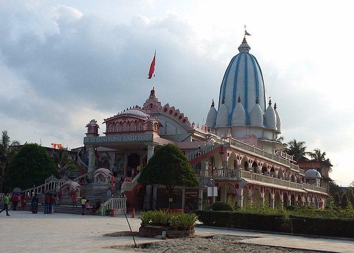 siliguri iskcon temple
