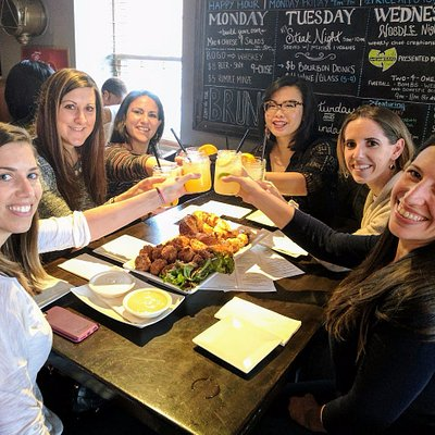 Ladies day food tour!