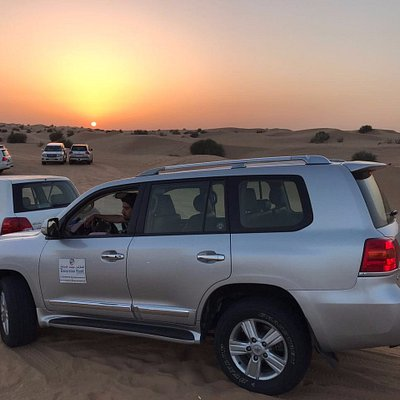Dubai Red Dunes Desert Safari Convey