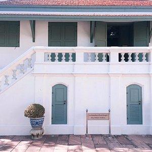 Wangderm palace