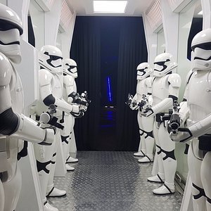 The Stormtroppers