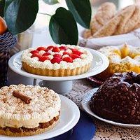 Venha aproveitar as delicias do nosso Cafè Colonial!!!