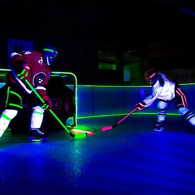Das einzigartige SLIGHT-Hockey ist nur eines der vielen Angebote von Slide-Cologne!