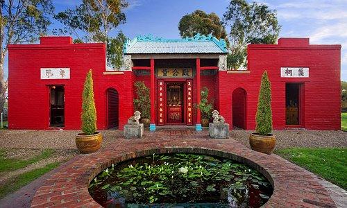 Bendigo Joss House Temple