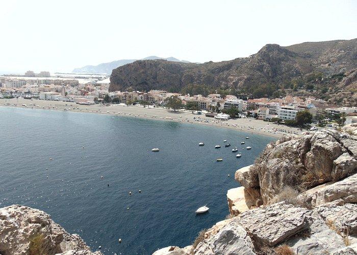 Vista desde el acantilado