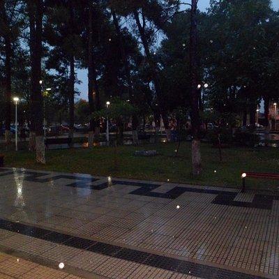 Plaza Olmos y Aguilera- Belèn- Catamarca 2016.