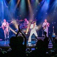 "Elvis' Cousin Jerry Presley - ""ELVIS LIVE!"""