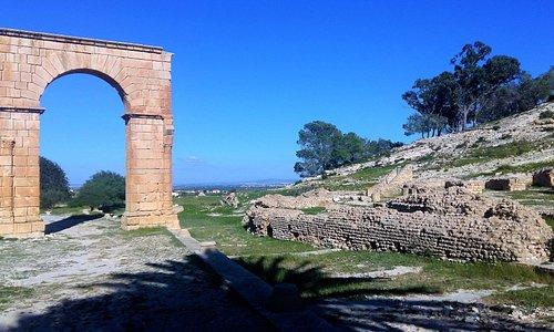 sito archeologico di Feradi Majus