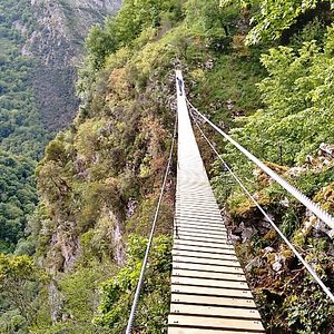 Puente Tibetano