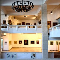Here you can see  the oldest art collection  in Bulgaria.