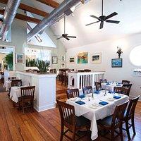 Alexander's Restaurant & Wine Bar Interior
