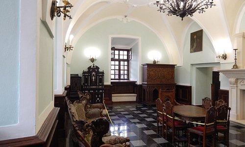 Замок Збараж