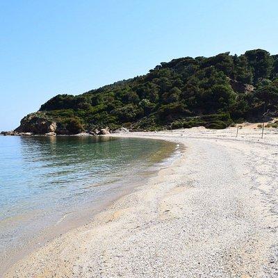 Agistros beach