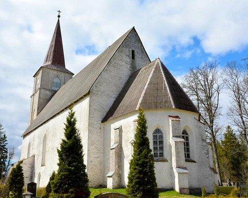 Kullamaa Püha Johannese kirik