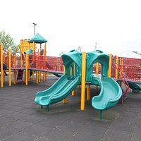 Play area for littler ones