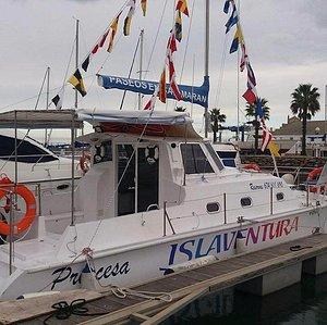 Catamaran Islaventura