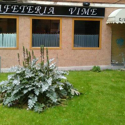 Cafeteria Vime