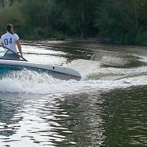 Waterskiing Rickmansworth