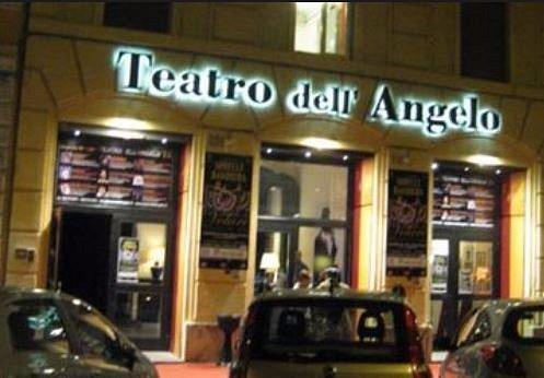 L'ingresso del Teatro
