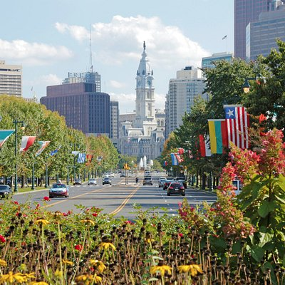 Philadelphia City View