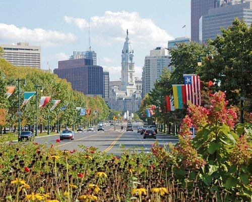 Philadelphia City View