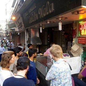 Free Walking Tour Delhi by Yo Tours