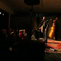 The Church of Cash take the stage for a fantastic tribute to Johnny Cash in January 2015