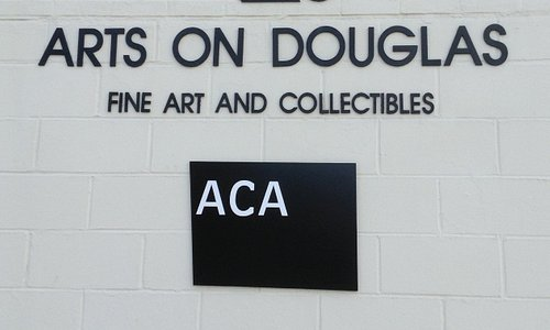 Arts on Douglas in New Smyrna Beach.