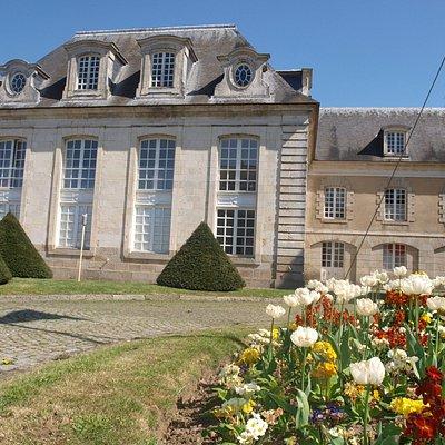 Hôtel Gabriel, Enclos du Port, Lorient