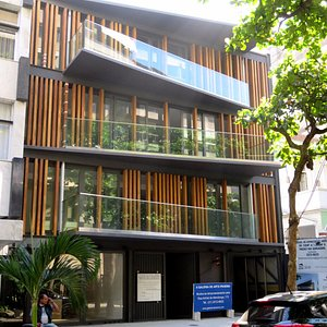 The new building for Galeria Ipanema opening in 2018 (10/May/17).