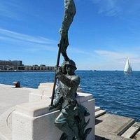 In Memoria della prima redenzione di Trieste all'Italia