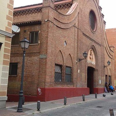 Madrid, España, Parroquia San Ramón Nonato.