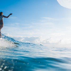 Pro Surf School Surfer Girl
