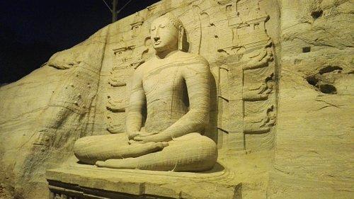 Poson Festival in Anuradhapura