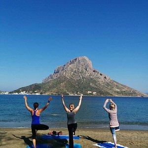 Beeyogi morning yoga