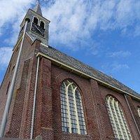 Hervormde Kerk Egmond aan Zee uit 1748