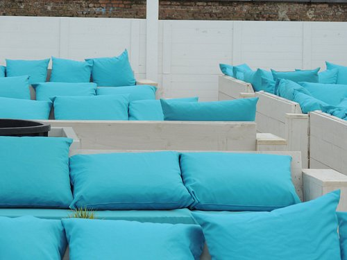 Turquoise Cushions for your Comfort