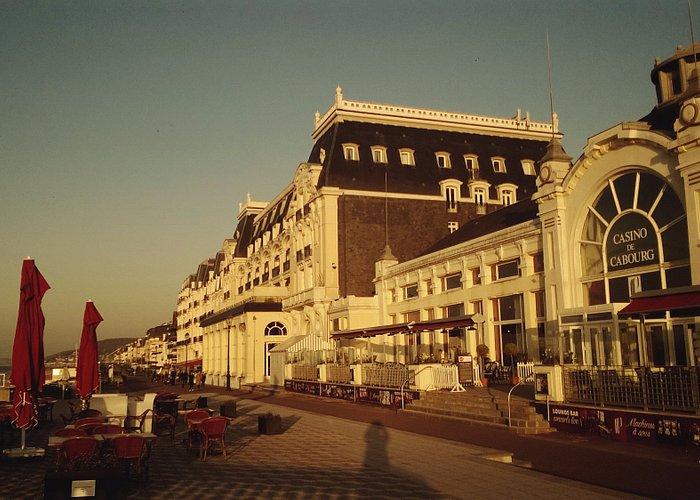 Le Grand Hôtel, Cabourg